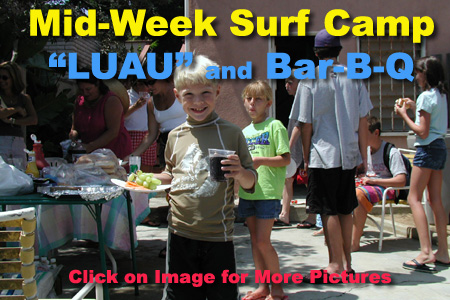 Luau and Bar-B-Q